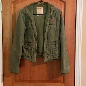 Green Aeropostale Jacket